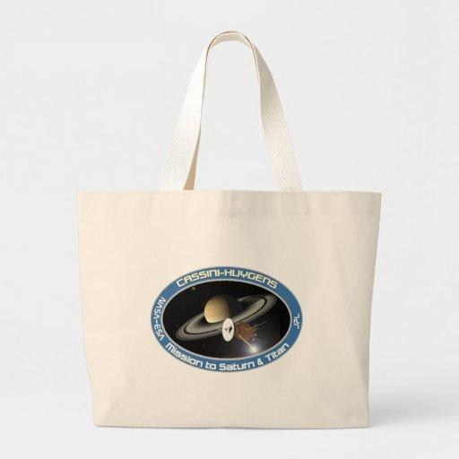 CASSINI - HUYGENS: Mission to Saturn & Titan Bag