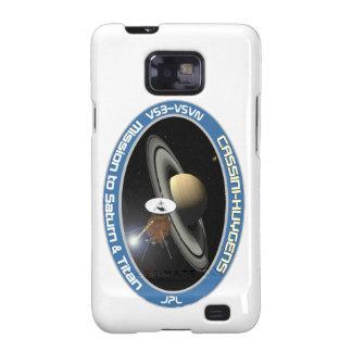 CASSINI - HUYGENS: Mission to Saturn & Titan Galaxy SII Cover