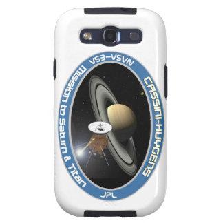CASSINI - HUYGENS: Mission to Saturn & Titan Samsung Galaxy S3 Cover