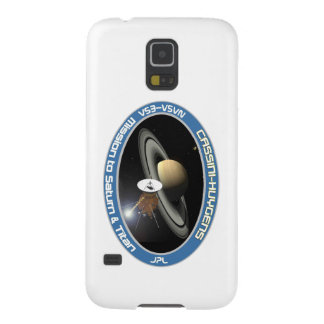 CASSINI - HUYGENS: Mission to Saturn & Titan Cases For Galaxy S5
