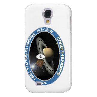 CASSINI - HUYGENS: Mission to Saturn & Titan Galaxy S4 Cases