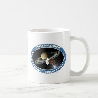 CASSINI - HUYGENS Mission to Saturn Titan Mugs