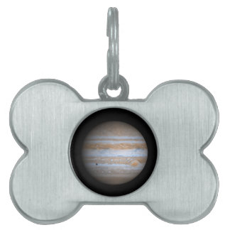 Cassini View of Jupiter NASA Pet Tag