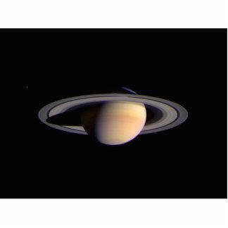 Cassini View of Saturn Space NASA Statuette