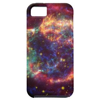 Cassiopeaia galaxy iPhone SE/5/5s case