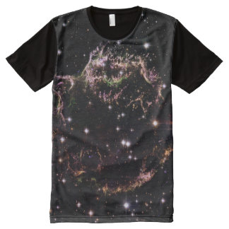 Cassiopeia A All-Over Print T-shirt