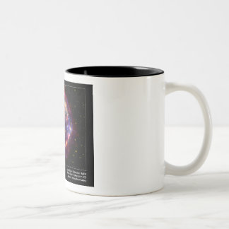 Cassiopeia: A Death Becomes Her Two-Tone Coffee Mug