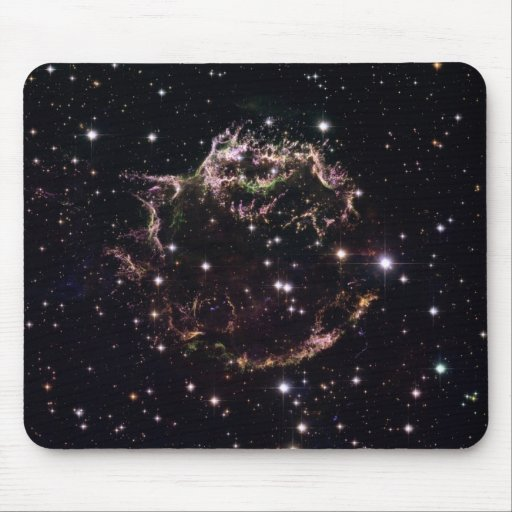 Cassiopeia A Mouse Mat