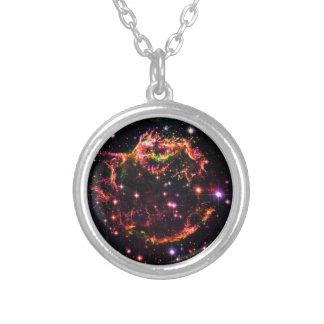 Cassiopeia A, nebulosa 1680 del SN Grimpola
