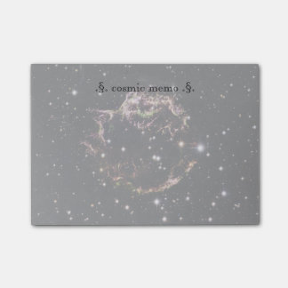 Cassiopeia A Post-it® Notes