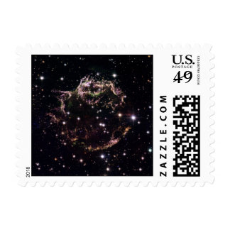 Cassiopeia A Postage