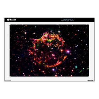 Cassiopeia A, SN 1680 Nebula Decal For Laptop