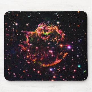 Cassiopeia A, SN 1680 Nebula Mouse Pad