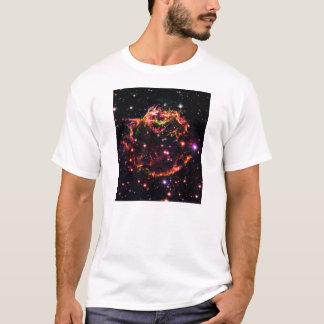 Cassiopeia A, SN 1680 Nebula T-Shirt