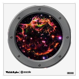 Cassiopeia A, SN 1680 Nebula Wall Skin