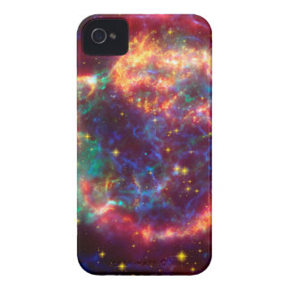 Cassiopeia a Spitzer iPhone 4 Cover