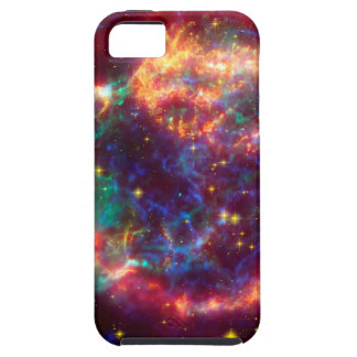 Cassiopeia a Spitzer iPhone SE/5/5s Case