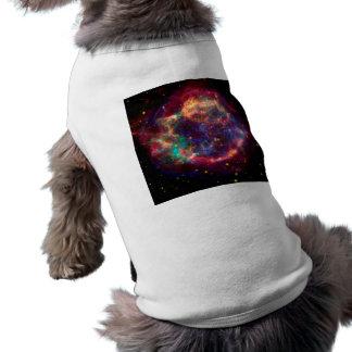 Cassiopeia a Spitzer Shirt