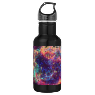 Cassiopeia A Supernova ... Death Becomes Her 18oz Water Bottle