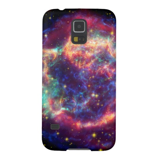 Cassiopeia A Supernova ... Death Becomes Her Galaxy S5 Case