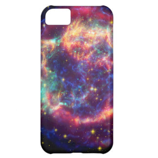 Cassiopeia A Supernova ... Death Becomes Her iPhone 5C Cover