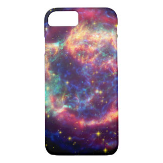 Cassiopeia A Supernova ... Death Becomes Her iPhone 8/7 Case