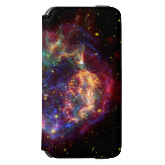 Cassiopeia Constellation iPhone 6/6s Wallet Case
