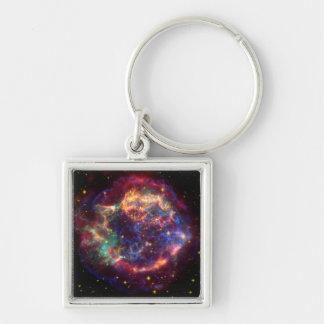 Cassiopeia Constellation Keychain