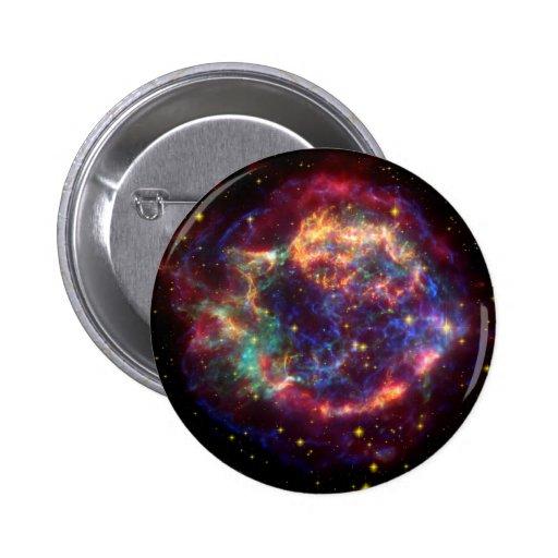 Cassiopeia Constellation Pin