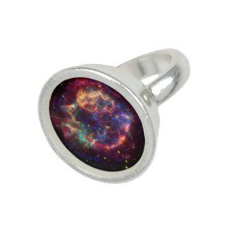 Cassiopeia Constellation Photo Rings