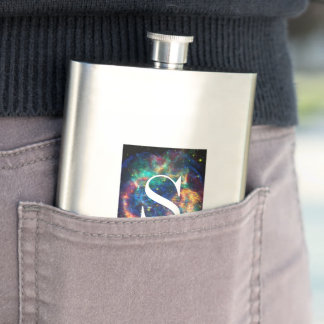 Cassiopeia Constellation Stainless Steel Flask