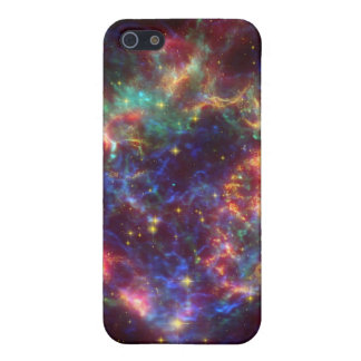 Cassiopeia Galaxy Supernova remnant Case For iPhone SE/5/5s