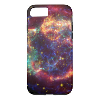 Cassiopeia Galaxy Supernova remnant iPhone 8/7 Case