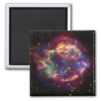 Cassiopeia Galaxy Supernova remnant Magnet