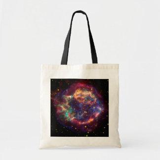 Cassiopeia Galaxy Supernova remnant Tote Bag