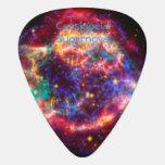 Cassiopeia, la supernova más joven de las vías púa de guitarra