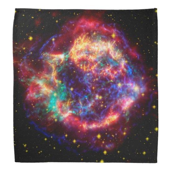 Cassiopeia, Milky Ways Youngest Supernova Bandana