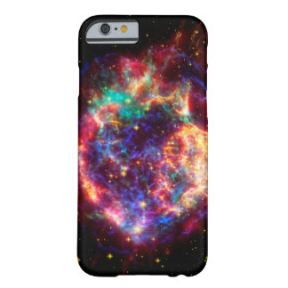 Cassiopeia, Milky Ways Youngest Supernova Barely There iPhone 6 Case