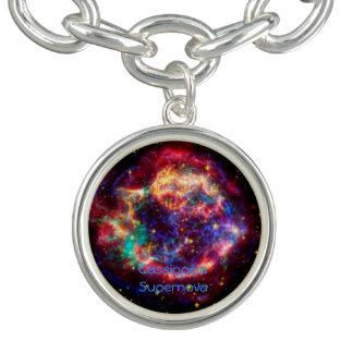 Cassiopeia, Milky Ways Youngest Supernova Bracelet
