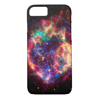 Cassiopeia, Milky Ways Youngest Supernova iPhone 8/7 Case