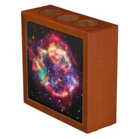 Cassiopeia, Milky Ways Youngest Supernova Pencil Holder