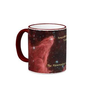 Cassiopeia Nebula - Mug #2