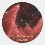 Cassiopeia Nebula - Sticker #1