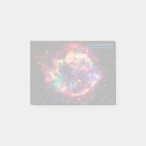 Cassiopeia, Outer Space Supernova Post-it Notes