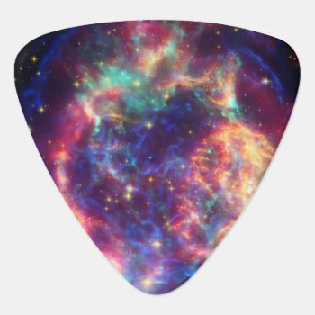 Cassiopia Custom Guitar Pick by reflections06 at Zazzle