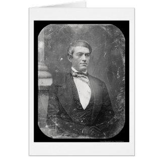 Cassius Clay Daguerreotype 1850 Card