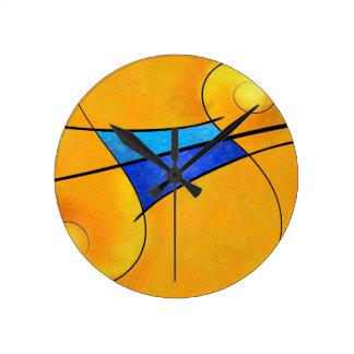 Cassopella V1 - endless music Round Clock