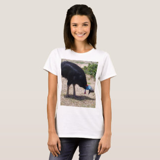 Cassowary Bird Bug Eliminator, T-Shirt
