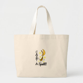 Cast A Spell Jumbo Tote Bag