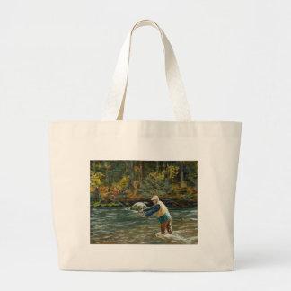 Cast Away Canvas Bag